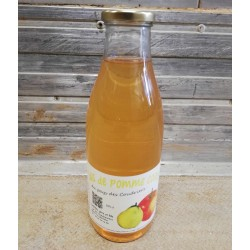 JUS MIXTE POMME/COING
