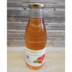 JUS MIXTE POMME/RHUBARBE